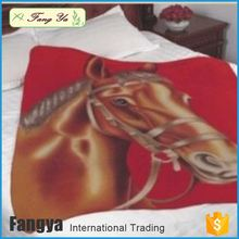 Super Soft Roll Up Fleece Printed Blanket