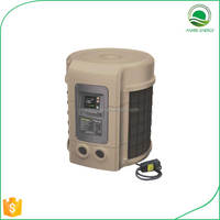 ECO+6 CE approved heat pump 12v /24v heat pump air water portable
