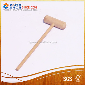 mini wooden hammers