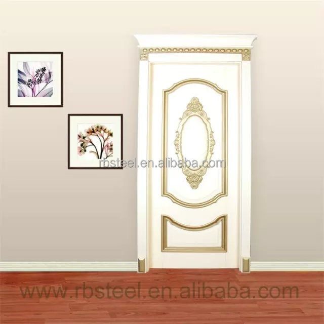 Nice Oak Solid Wooden Doors Foshan manufacturers Design for hotel