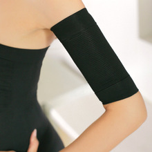 women arm slimming sleeves compression posture fat burning arm shaper