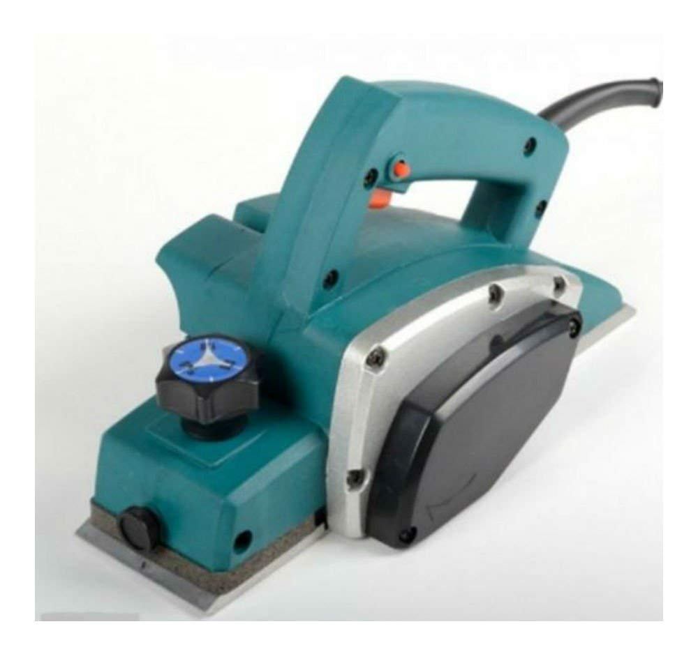 New Powerful Electric Wood Planer Door Plane Hand Held Woodworking Power Surface