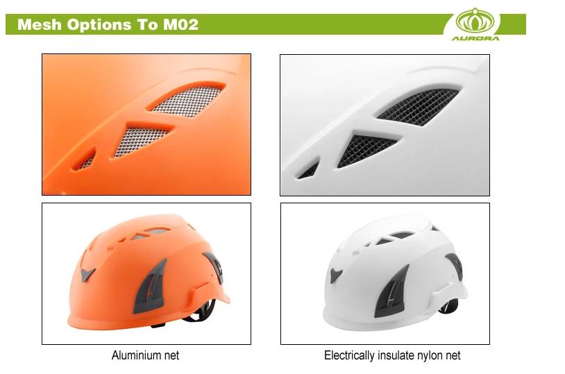 Durable Security Safety Work Helmet 14