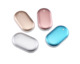 2017 new usb rechargeable 5200mah hand warmer power bank Korea promotional gift for winter