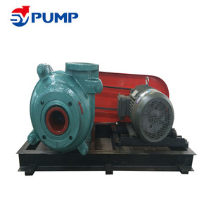 Low volume high pressure 100m head slurry pump