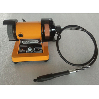 Incredible Tolhit 75Mm 3 200W Portable Hobby Rotary Power Tool Jewelry Making Mini Bench Grinder With Flex Shaft Buy Jewelry Making Bench Grinder Mini Bench Dailytribune Chair Design For Home Dailytribuneorg