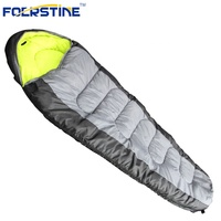 230*80*55cm 3 Season Comfortable warm high quality outdoor adjustable camping bondage sleeping bag