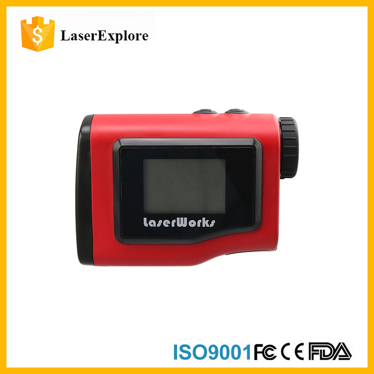 2017 hot optical instruments new products 600m laser meter distance measuring monoculars