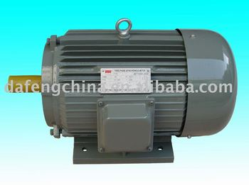 Y series 2 pole three phase induction motor buy for 3 phase 4 pole ac induction motor