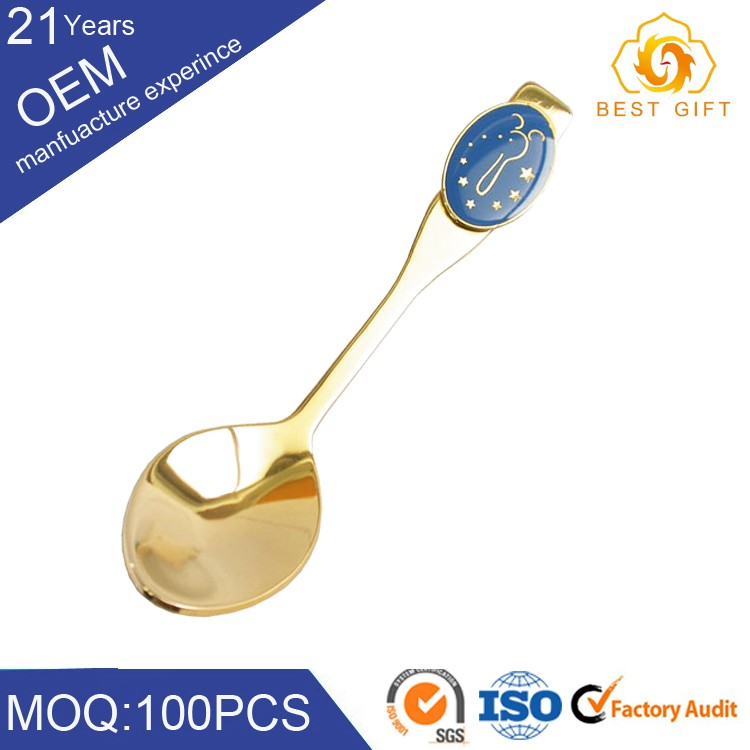 Hot sales salad coffee mixing spoon