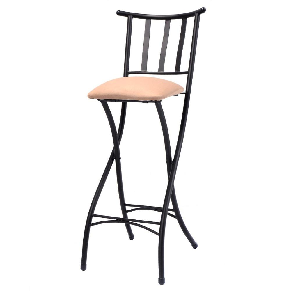 Miraculous Folding Bar Stools Counter Height Bistro Dining Kitchen Pub Chair Buy Bar Stool Product On Alibaba Com Pabps2019 Chair Design Images Pabps2019Com