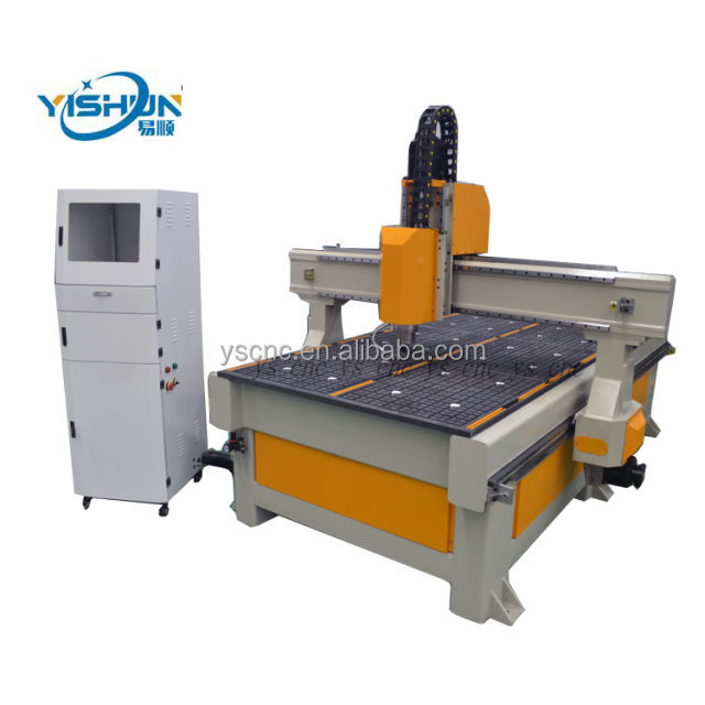 Best quality and hot sale 1325 cnc router wood MDF cnc router mdf cutting machine price 4 axis milling machine 1325