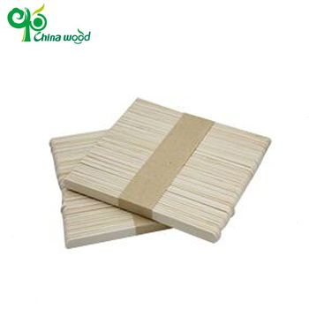 Professional manufacture bamboo ice cream stick