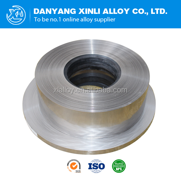 Good price Ni200 pure nickel plated strip
