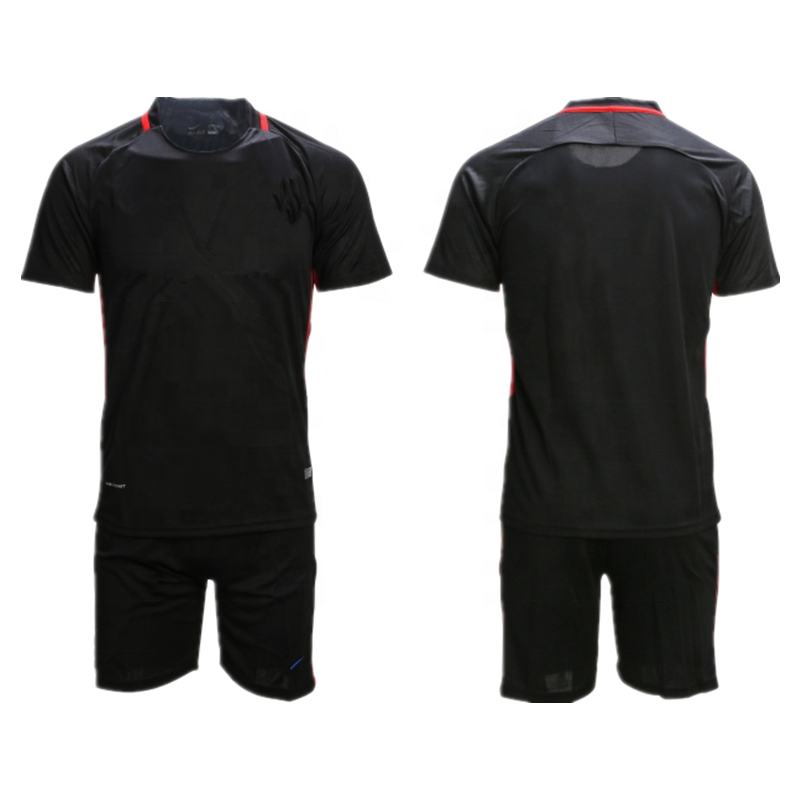 Thai Quality Cool Football Jersey Custom Your Own Team Soccer Coordinates, Any color is available