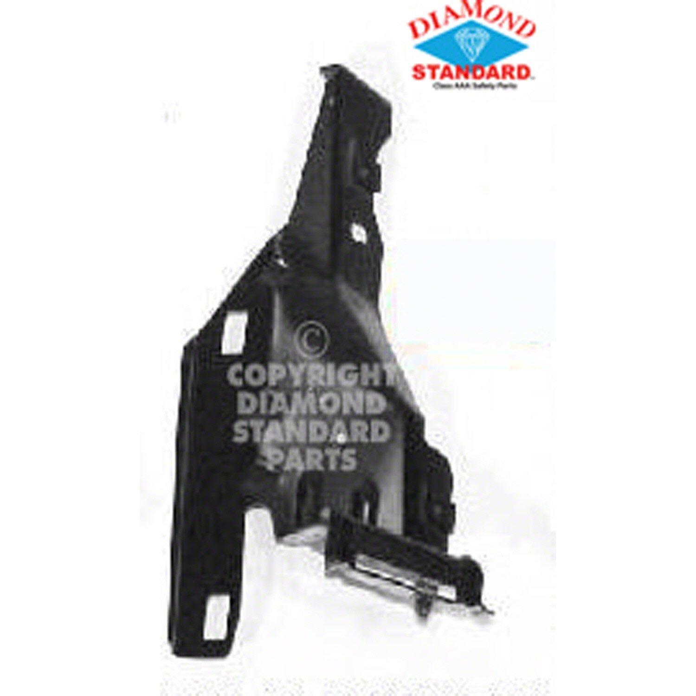Crash Parts Plus Front Bumper Bracket for Ford F-150, Lincoln Mark LT FO1067158