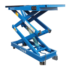 CL3-5 5m heavy duty stationary electric home scissor lift table