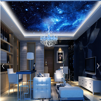 Home Ceiling Wallpaper Space 3d Ceiling Mural Children Wall Murals For Bedrooms Buy Wall Murals For Bedrooms Cool Wall Murals Childrens Wall Murals