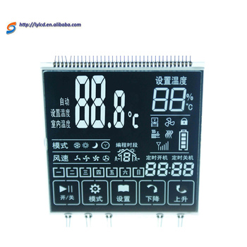 Va Digit 7 Segment Air Conditioner Air Cleaner Lcd Display From Lcd Modules  Supplier - Buy 7 Segment Lcd Display From Lcd Modules Supplier,Digit