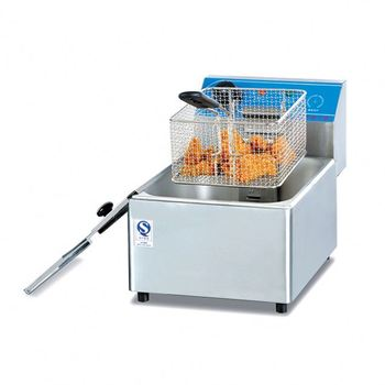 chicken frying machine/ small potato chips fryer machine/small deep fryer