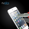 NUGLAS best quality top sell screen protector for ipod touch 5