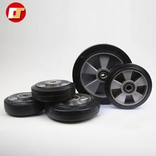 Custom Color High Load Capacity plastic wheel with bearing