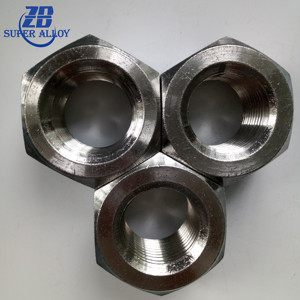 Alloy 601 INCONEL 600 601 / 2.4851 / UNS N06601 HEX NUTS FASTENERS