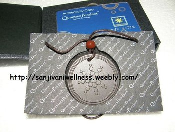 Scalar Energy Pendant With Nano Energy Fir Card With Box Packing  - Buy  Quantum Science Scalar Pendant Product on Alibaba com
