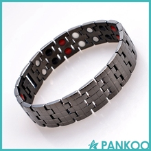 2016 Trending Products Bio Magnetic Health Bracelet for Men, Balance Bracelet