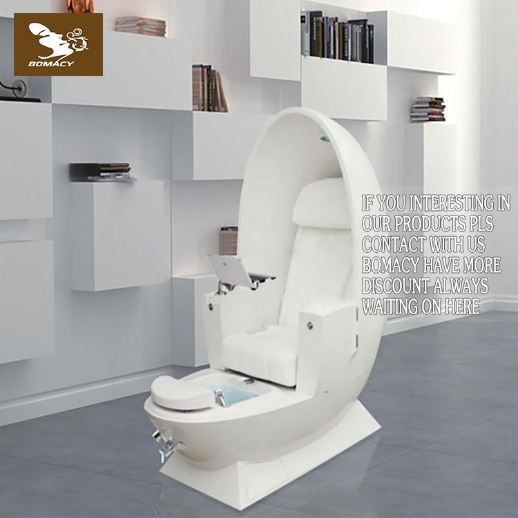 Forma De Huevo Silla Spa De Uñas/silla Pedicura Spa/nail Spa - Buy ...