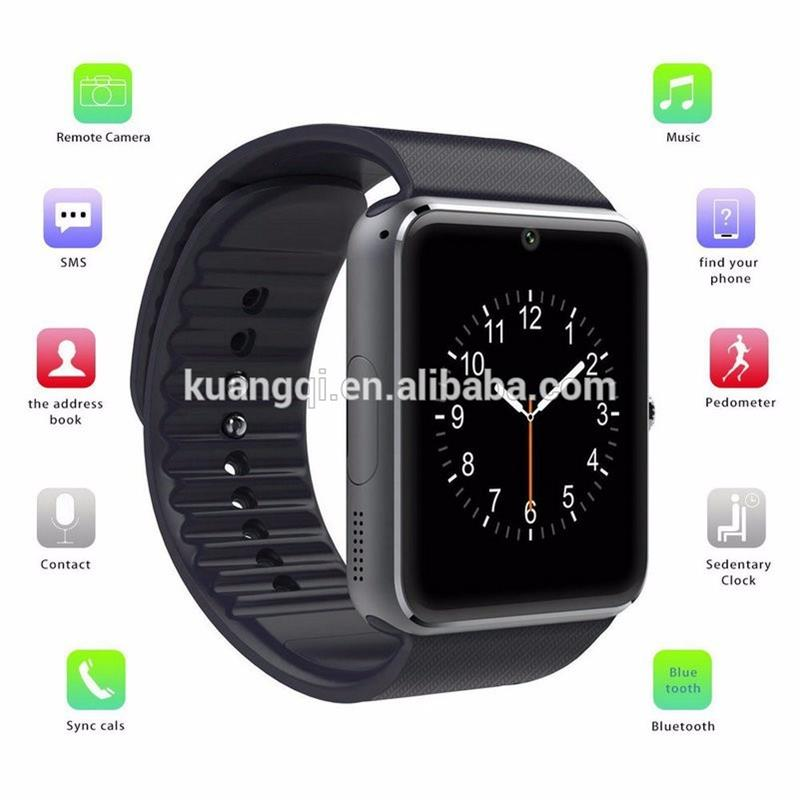 Multifunctional kids talking watch smartphone infrared kids gps tracking for wholesales