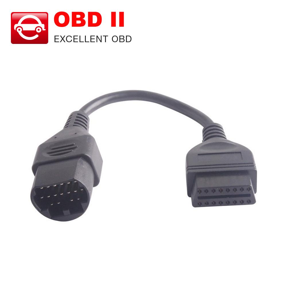 Mazda 17 контакт. в бд 2 OBD II кабель 16 контакт. разъем расширения адаптер диагностический инструмент кабель