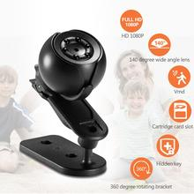High quality 1080p mini <strong>spy</strong> hidden infrared camera long time recording made in China