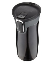 450ml Contigo autoseal Astor Stainless Steel Travel Mug with easy-clean lid