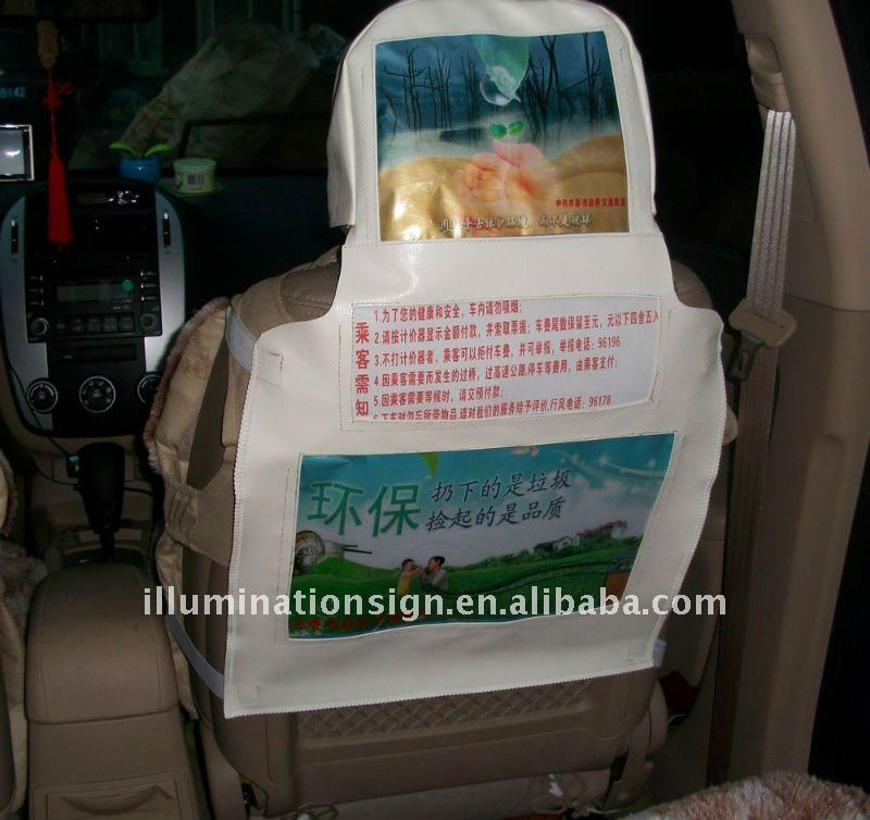 Taxi Seat Cover For Advertisement - Buy Seat Covers For Cars,Disposable  Seat Covers For Cars,Seat Covers For Cars Product on Alibaba com