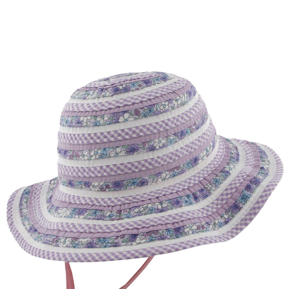 53b11cf7e8c8f Get Quotations · Millymook Girls Floppy Wide Brim Sun Protection Hat