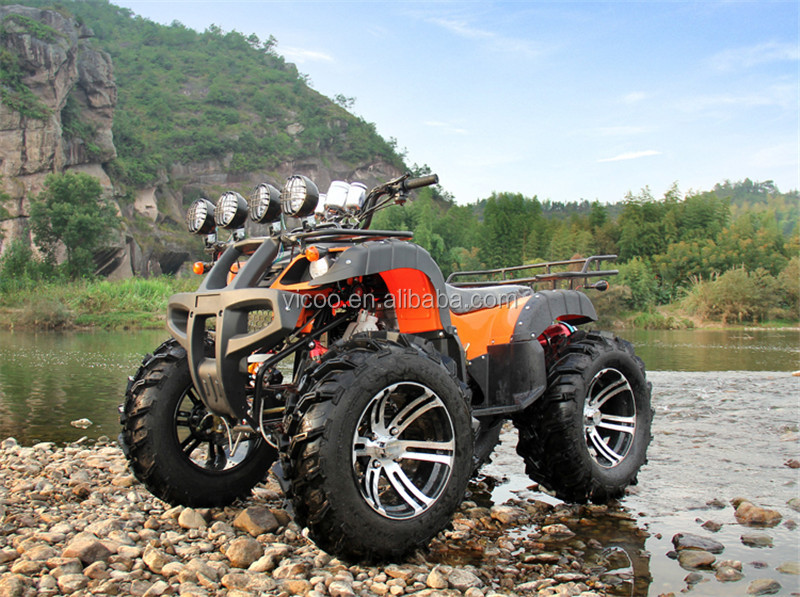 200cc water cooled manual clutch bashan ATV