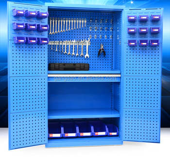 Factory Whole Large Metal Cnc Tool Storage Cabinet