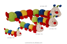 Top Quality Professional Design Cute Baby Boy Catepillar toy