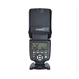 Yongnuo Yn-560 Iv 2.4g Wireless Master & Group Flash Speedlite for Canon Nikon Pentax Sony Cameras,yn560 Iv,yn560iv