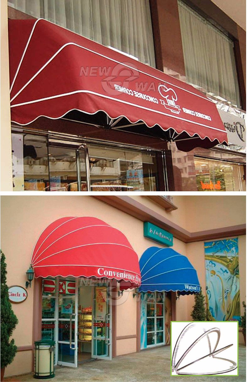 Retractable Awning / Window Awning / Free Standing Awning