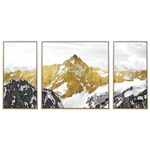 Wholesale Abstract Canvas Paintings for Live Room Wall