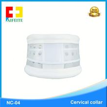 orthopedic Medical philadelphia waterproof adjustable cervical collar with CE & FDA (direct factory)