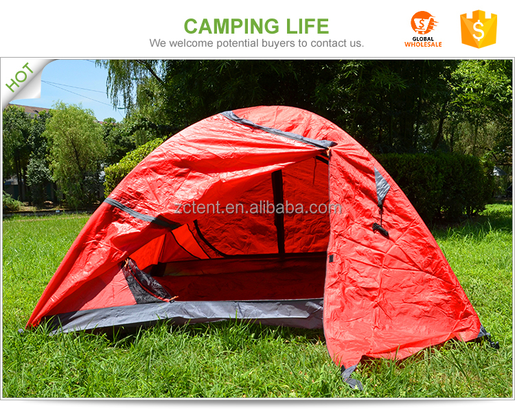 3-4 person double layer dual doors aluminum pole outdoor car camping <strong>tent</strong> four season family car <strong>tent</strong> for adventure <strong>tent</strong>