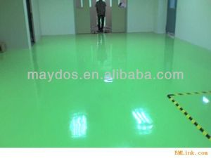 Maydos Epoxy Resin Industrial Self-leveling flooring for hospital