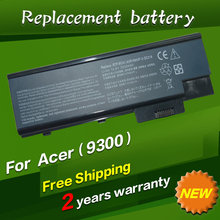 Laptop Battery 4UR18650F-2-QC218 BT.00803.014 BTP-BCA1 LC.BTP01.013 LIP-6198QUPC SY6 For Acer Aspire 3660 5600 5620 5670 7000