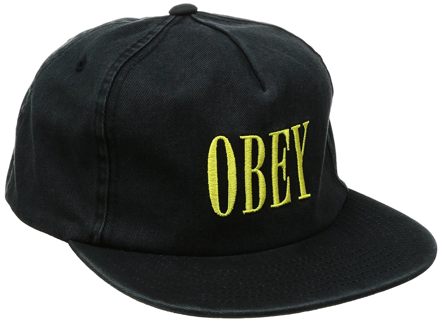 Get Quotations · Obey Men s Polly Snapback 9952addc77db