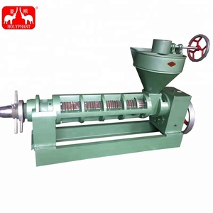 Screw Press coconut cotton seeds oil extraction Machine corn oil mill