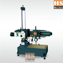 Angle rocker drilling machine, z3732 universal radial drilling machine, the main shaft can be 360 degrees vertical horizontal ro