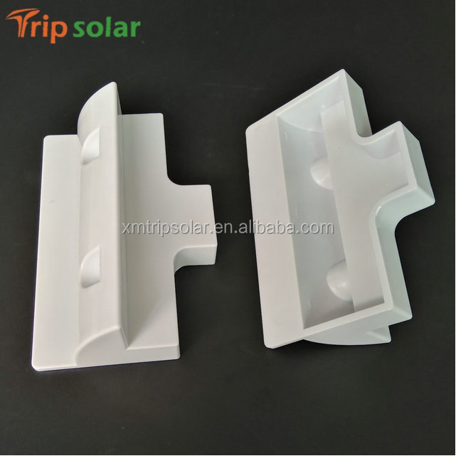 Hot Sale Plastic Solar Ground Mounting Systems With Easy Installation